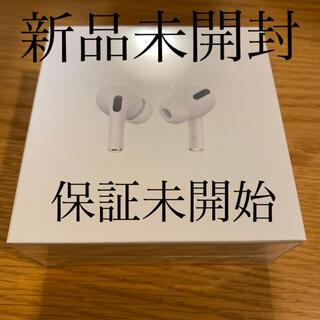 Apple - ✨新品未開封✨AirPods Pro  アップル エアポッズプロ