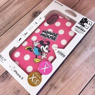 Disney - ミニーマウス iPhoneXs / X 兼用 スマホケース