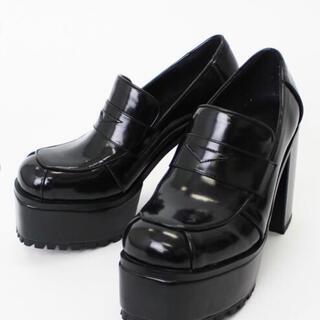 エモダ(EMODA)の今だけ値下げ!ローファー 厚底(ローファー/革靴)