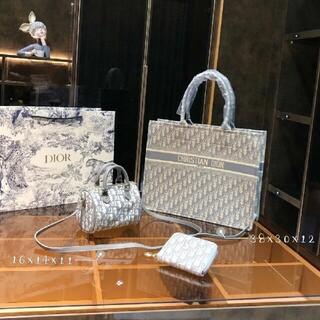 Dior - [値下げ3つで13000円]☆ト ートバッグ ショルダーバッグ