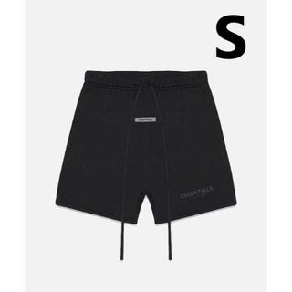 フィアオブゴッド(FEAR OF GOD)のS / 20SS FOG Essentials Sweat Shorts 黒(ショートパンツ)