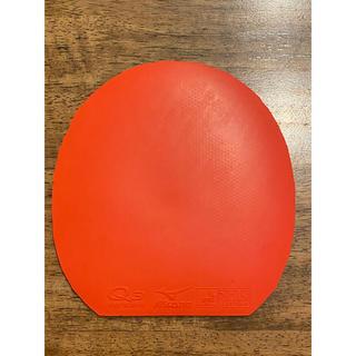 ミズノ  Q3  赤厚 卓球ラバー(卓球)