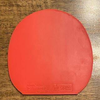 ファスタークP1 赤厚  ニッタク 卓球ラバー(卓球)