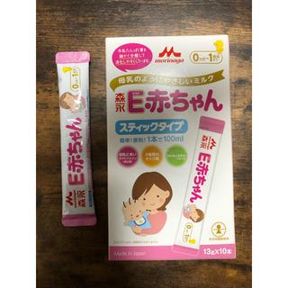 森永乳業 - 森永E赤ちゃん スティックタイプ 10本+1本
