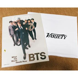 防弾少年団(BTS) - BTS 公式 USA 雑誌 VARIETY