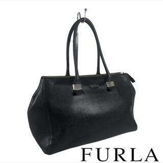 フルラ(Furla)のFURLA フルレザー トートバッグ ハンドバッグ A4収納可能(トートバッグ)