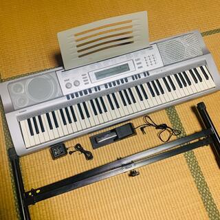 CASIO - CASIO 電子ピアノ  電子キーボード WK-210  76鍵盤