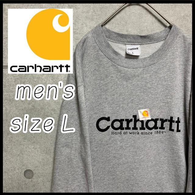 carhartt(カーハート)の【ゆるだぼ‼︎】カーハート スウェット トレーナー メンズのトップス(スウェット)の商品写真