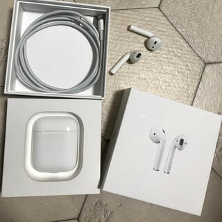 Apple - エアポッズ 1世代 AirPods