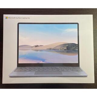 マイクロソフト(Microsoft)の【新品未開封】 Surface Laptop Go THH-00034  ブルー(ノートPC)