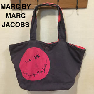 MARC BY MARC JACOBS - マークジェイコブス  リバーシブル トートバッグ
