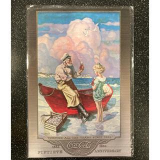 コカコーラ(コカ・コーラ)のコカコーラ ポストカード(写真/ポストカード)