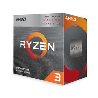 新品未使用Ryzen 3 3200G BOX