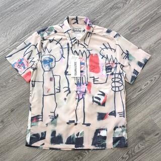 WACKO MARIA - 美品 WACKO MARIA X BASQUIAT シャツ 半袖 ハワイ
