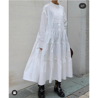 MILK様 machatt ☆ マチャット  タキシード シャツ ドレス