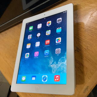 iPad - 完動品 iPad2 16GB  WiFiモデル レアiOS7搭載
