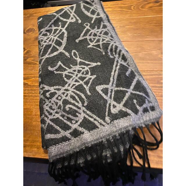 Vivienne Westwood(ヴィヴィアンウエストウッド)のヴィヴィアン・ウエストウッド マフラー  レディースのファッション小物(マフラー/ショール)の商品写真