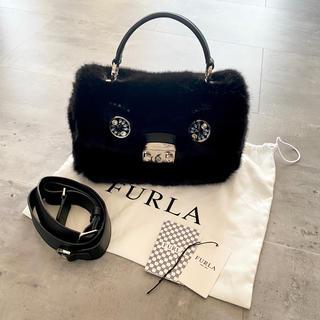 Furla - 新品FURLA エコファーバッグ 2way