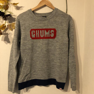 チャムス(CHUMS)のChums ロゴセーター(ニット/セーター)