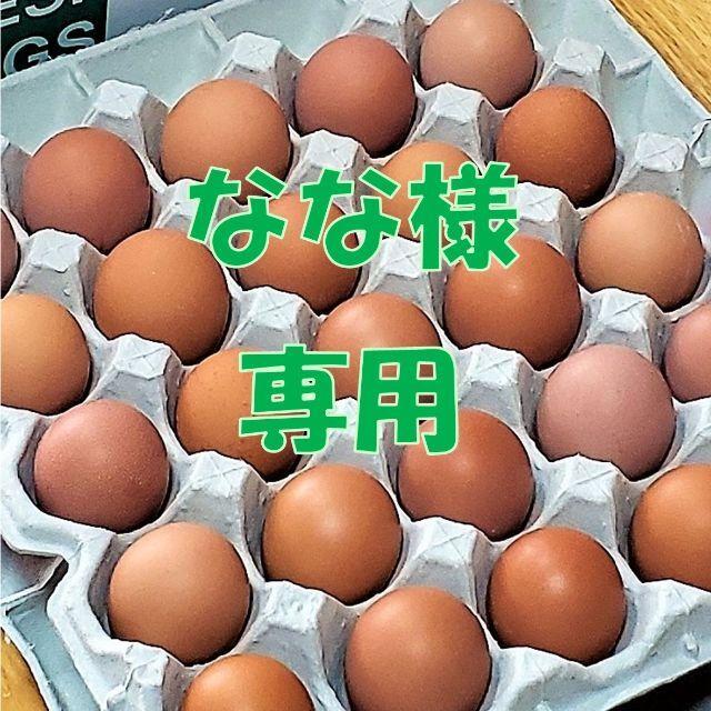 11/27発送・なな様専用・訳アリ初卵50個 食品/飲料/酒の食品(野菜)の商品写真