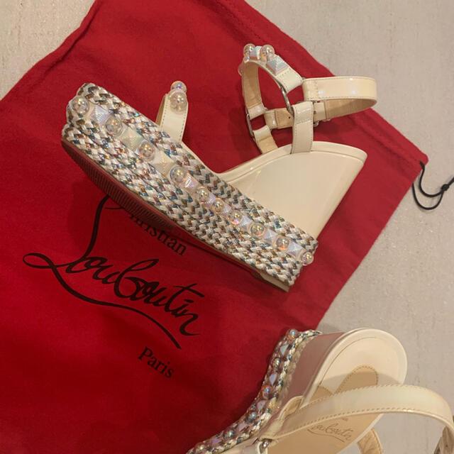 Christian Louboutin(クリスチャンルブタン)のルブタン サンダル カタコニコ レディースの靴/シューズ(サンダル)の商品写真