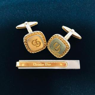 クリスチャンディオール(Christian Dior)のディオール セット Dior(カフリンクス)
