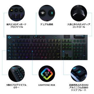 PlayStation4 - Logicool G913