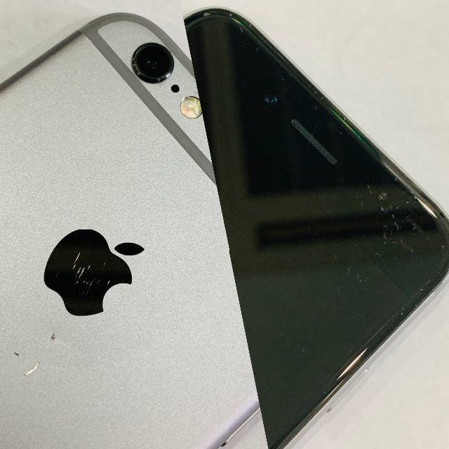 iPhone(アイフォーン)の電池94% iPhone 6s 16GB SIMフリー #28 スマホ/家電/カメラのスマートフォン/携帯電話(スマートフォン本体)の商品写真