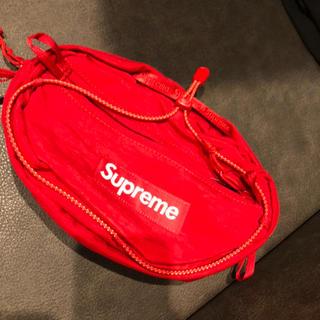 Supreme - supreme waist bag 赤 シュプリーム