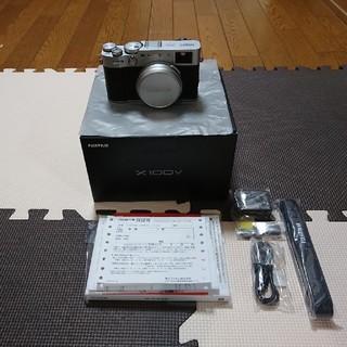 富士フイルム X100V(シルバー)