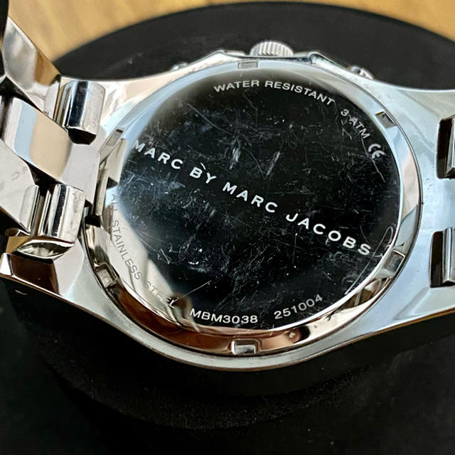 MARC BY MARC JACOBS(マークバイマークジェイコブス)のMARC BY MARC JACOBS 時計 レディースのファッション小物(腕時計)の商品写真