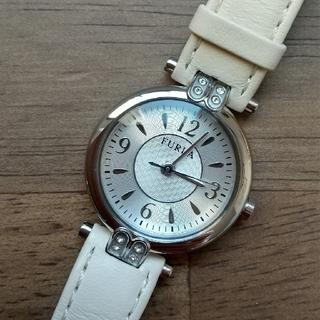 フルラ(Furla)の【電池交換済】フルラ レディース 腕時計 ダイヤ付き(腕時計)