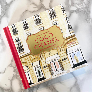 CHANEL - 【限定入荷!】早い者勝ち!シャネル アートブック イラスト ストーリーブック