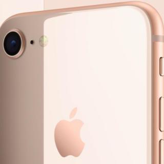 アイフォーン(iPhone)の【美品】iPhone8/64G/ゴールド/SIMフリー(スマートフォン本体)