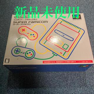 スーパーファミコン - 送料込み 新品未開封 ニンテンドークラシックミニ スーパーファミコン