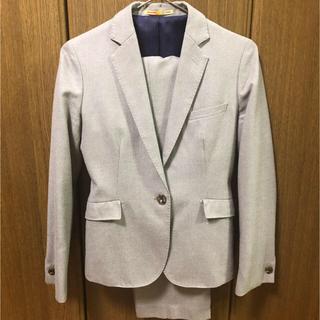 オリヒカ(ORIHICA)の◆Lily様専用◆オリヒカ  パンツスーツ  ライトグレー(スーツ)