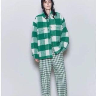 BEAUTY&YOUTH UNITED ARROWS - ロク roku ROKU 6 チェックパンツ 緑パンツ グリーンパンツ
