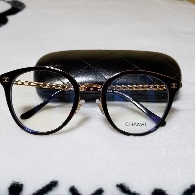 CHANEL(シャネル)のCHANELメガネ レディースのファッション小物(サングラス/メガネ)の商品写真
