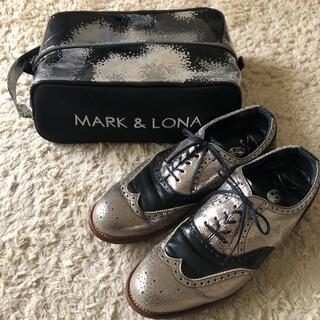 マークアンドロナ(MARK&LONA)のマークアンドロナ  シューズバック(バッグ)