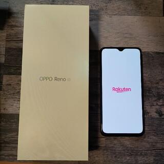 ラクテン(Rakuten)のOPPO Reno A 楽天版 128GBモデル(スマートフォン本体)
