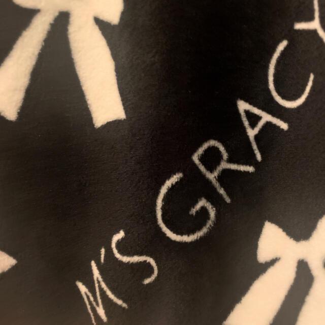 M'S GRACY(エムズグレイシー)のM's Gracy お膝ブランケット 巻き取り用紐付き❤️未使用 キッズ/ベビー/マタニティのこども用ファッション小物(おくるみ/ブランケット)の商品写真