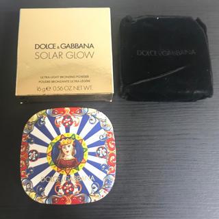ドルチェアンドガッバーナ(DOLCE&GABBANA)のDOLCE&GABBANA BEAUTY フェイスパウダー(フェイスパウダー)