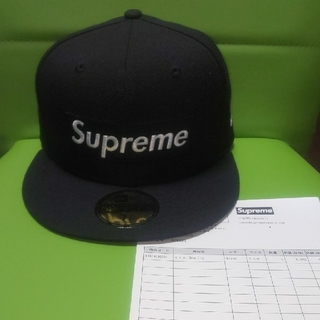 Supreme - Supreme  R.i.p.  New Era Black キムタク着
