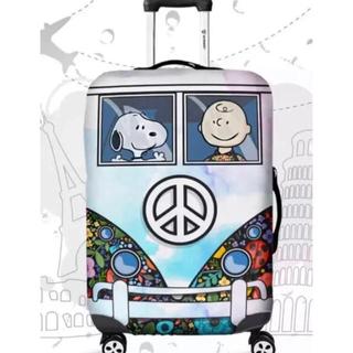スヌーピー(SNOOPY)の専用 スーツケースカバー スヌーピー   M・L(スーツケース/キャリーバッグ)