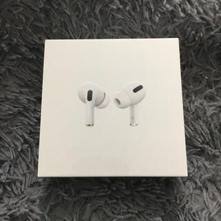 Apple - AirPods Pro 新品未使用未開封(エアポッズ プロ) MWP22J/A