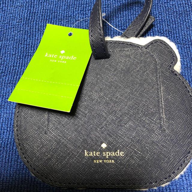 kate spade new york(ケイトスペードニューヨーク)の♠️未使用タグ付き ケイトスペード 白クマ パスケース🐻 レディースのファッション小物(名刺入れ/定期入れ)の商品写真