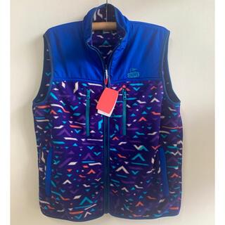 チャムス(CHUMS)の新品 CHUMS Fleece Vest チャムス フリースベスト M(ベスト)