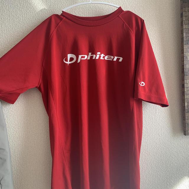 ファイテン Tシャツ スポーツ/アウトドアのスポーツ/アウトドア その他(バレーボール)の商品写真