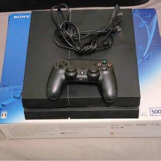 PlayStation4 - PlayStation4 本体 500GB