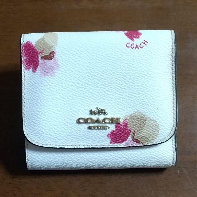 COACH(コーチ)のCOACH 折財布 レディースのファッション小物(財布)の商品写真